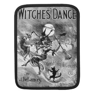 The Witches' Dance Sleeve For iPads
