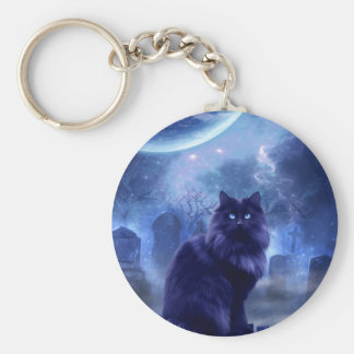 The Witches Familiar Keychain