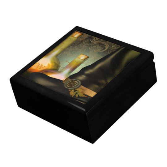 The Witches Hat Keepsake Box