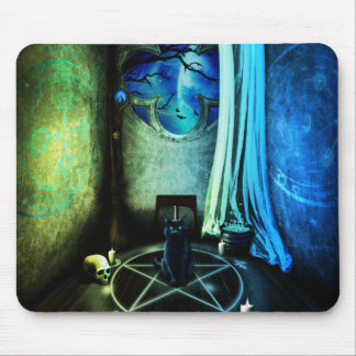 The Witches Room  Mousepad