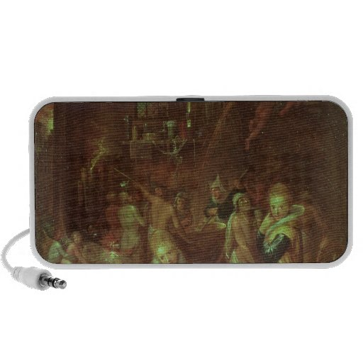 The Witches' Sabbath, 1606 iPhone Speakers