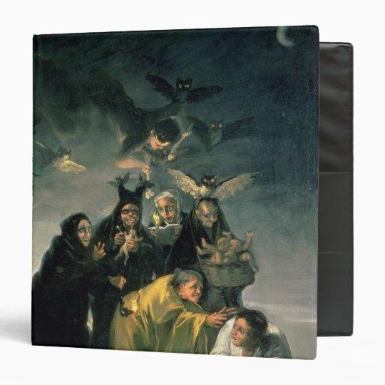 The Witches' Sabbath Binder