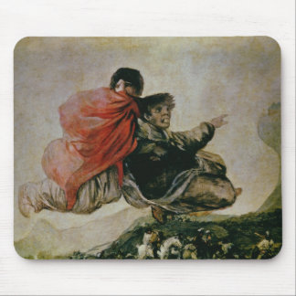The Witches' Sabbath, c.1819-23 Mouse Pad