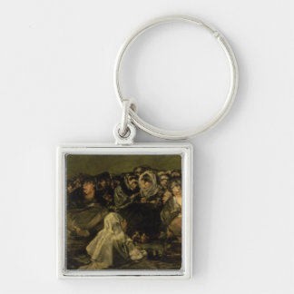 The Witches' Sabbath Key Chain