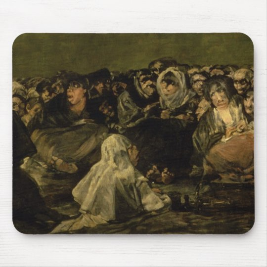 The Witches' Sabbath Mouse Pad