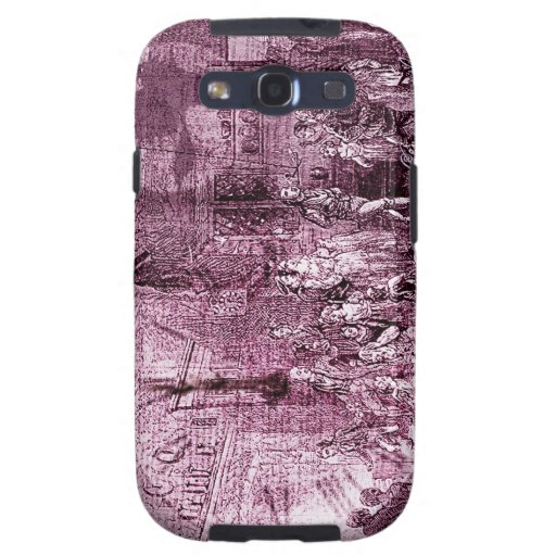 The Witching Hour Galaxy SIII Cases