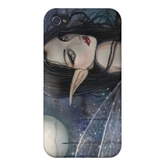 The Witching Hour Gothic Fairy iPhone Case