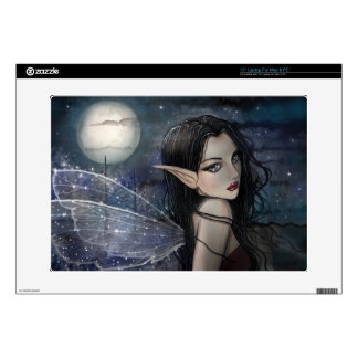 The Witching Hour Gothic Fairy Laptop Skin