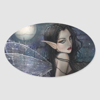 The Witching Hour Gothic Fairy Stickers