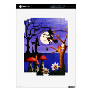 The Witching Hour iPad 2 Skins