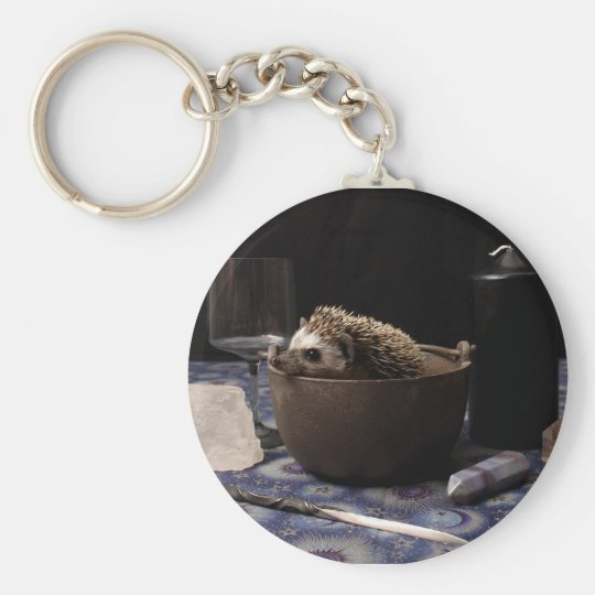 The Witching Hour Keychain
