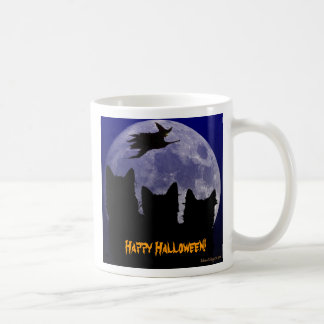 The Witching Hour Coffee Mugs