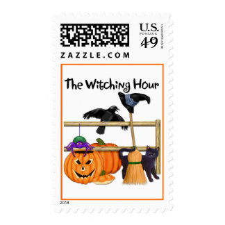 The Witching Hour Stamps