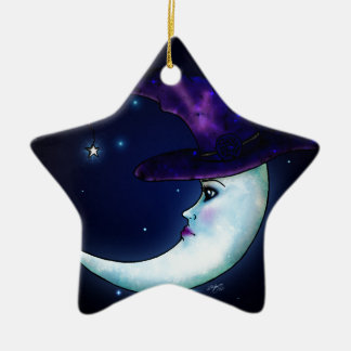 The Witching Moon Christmas Tree Ornament