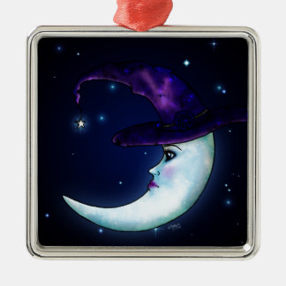 The Witching Moon Ornament