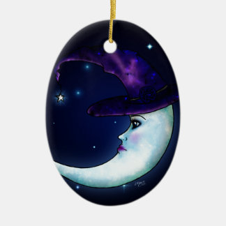 The Witching Moon Ornaments