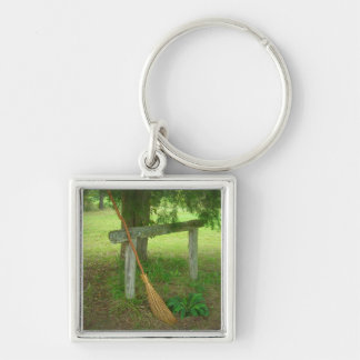 The Witching Post Keychain