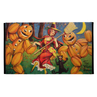 The Witch's Dance iPad Folio Covers