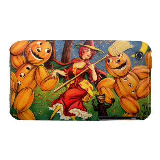 The Witch's Dance iPhone 3 Cases