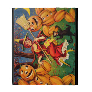 The Witch's Dance iPad Cases