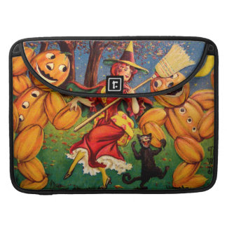 The Witch's Dance MacBook Pro Sleeve