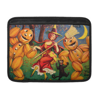 The Witch's Dance MacBook Sleeve