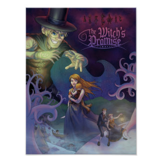 The Witch's Promise 18x24 Poster