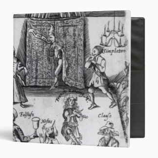 The Wits, or, Sport upon Sport, 1662 3 Ring Binder