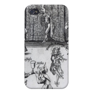 The Wits, or, Sport upon Sport, 1662 iPhone 4 Case