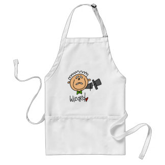 The Wizard Adult Apron