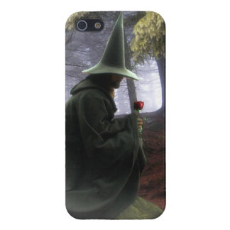 The Wizard Case For iPhone SE/5/5s