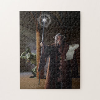 The Wizard Jigsaw Puzzle