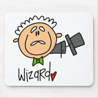 The Wizard Mouse Pad