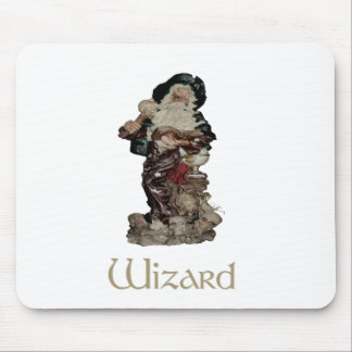 The Wizard Mousepad
