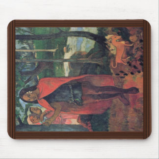 The Wizard Of Hiva-Oa By Gauguin Paul Mouse Pad