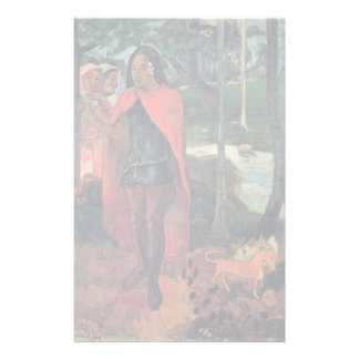 The Wizard Of Hiva-Oa By Gauguin Paul Stationery