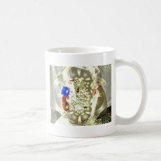 THE WIZARD OF ID CLASSIC WHITE COFFEE MUG