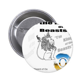 The Wizard of Oz - illustration Button