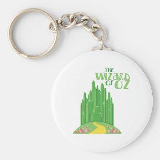 The Wizard of Oz Keychain