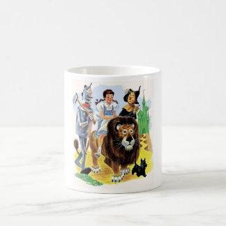 The Wizard of Oz Map Rare Mug