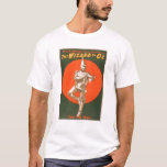 """""""The wizard of Oz"""" Musical Theatre Poster #2 T-Shirt"""
