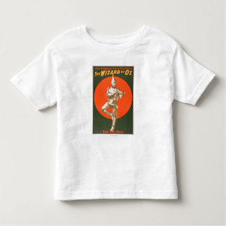 """""""The wizard of Oz"""" Musical Theatre Poster #2 Toddler T-shirt"""