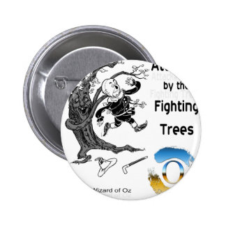 The Wizard of OZ Pinback Button