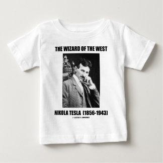 The Wizard Of The West (Nikola Tesla) Baby T-Shirt