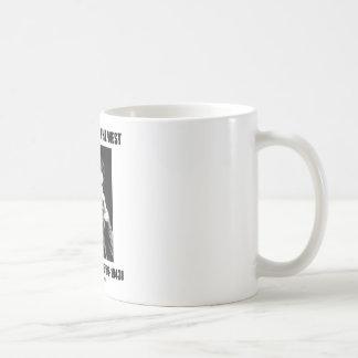 The Wizard Of The West (Nikola Tesla) Coffee Mug