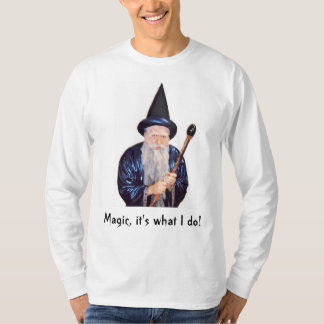 The Wizard Ravenswood T Shirt