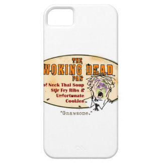 The Woking Dead fun caricature, check the spelling iPhone SE/5/5s Case