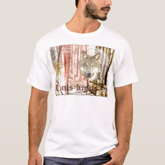 The Wolf (canis lupus) T-Shirt