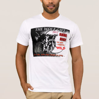 THE WOLF GIFT by ANNE RICE T-Shirt