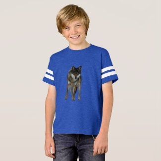 The Wolf Kid's T-Shirt